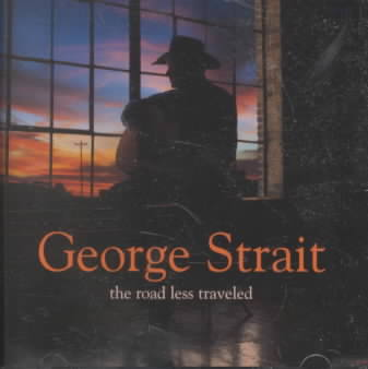 ROAD LESS TRAVELED BY STRAIT,GEORGE (CD)